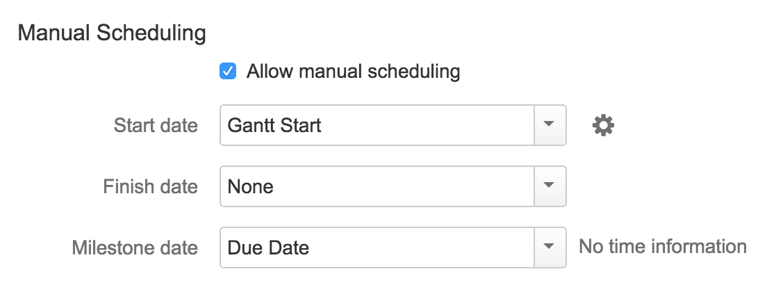 Manual Scheduling Structurentt Documentation Alm Works